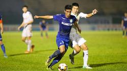 B.Bình Dương đã giành chiến thắng thuyết phục trước ĐKVĐ Hà Nội tại Vòng 18 Toyota V-League 2017