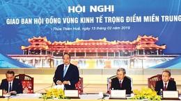 Vùng kinh tế trọng điểm miền Trung cần thay đổi tư duy phát triển