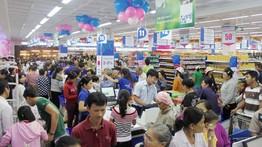 Chương trình siêu khuyến mãi sẽ thu hút một lượng lớn khách hàng đổ về siêu thị Co.opmart