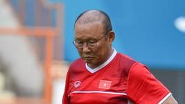 韓國籍主教練朴恒緒。