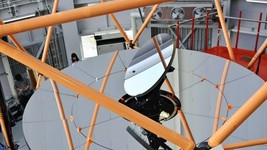 「晴明」望遠鏡有助釐清宇宙的原理。(圖源:互聯網)