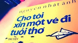 Veteran author Nguyen Nhat Anh's book cover (Source: VNA)