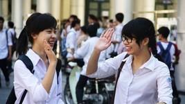 Sau kỳ thi THPT quốc gia, các thí sinh lại bắt đầu cho việc xét tuyển đại học