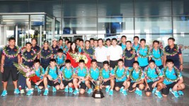 Vietnam National U15 team