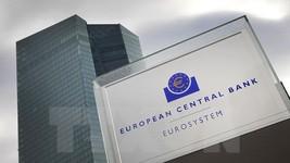 Trụ sở của ECB ở Frankfurt am Main, Tây Đức. (Nguồn: AFP/TTXVN)