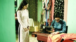 Cảnh trong phim Cô Ba Sài Gòn - dự án được mong chờ dịp cuối 2017