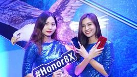Honor 8X với màu sắc trẻ trung