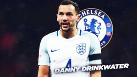 Danny Drinkwater đã cập bến Chelsea.