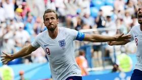 """Harry Kane vẫn đang tạm dẫn đầu danh sách """"dội bom"""" ở World Cup 2018."""