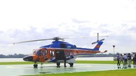 Nguồn ảnh: Công ty Trực thăng miền Nam