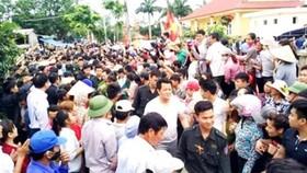 Tổng Thanh tra chính phủ lên tiếng về vụ Đồng Tâm