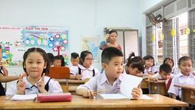 Năm học 2019-2020 triển khai dạy sách giáo khoa mới ở tiểu học