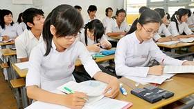 Đề nghị các địa phương tạo thuận lợi nhất cho thí sinh dự thi