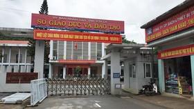 Hàng chục bài thi tại Sơn La có dấu hiệu chỉnh sửa điểm