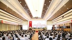 Toàn cảnh Đại hội đại biểu người Công giáo Việt Nam xây dựng và bảo vệ Tổ quốc lần thứ VII, nhiệm kỳ 2018 – 2023