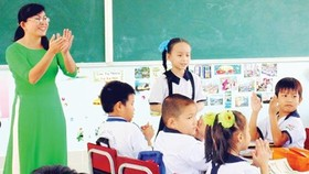 Chính sách lương nhà giáo hiện nay khó thu hút được người tài (Ảnh minh họa)