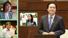 GAY CẤN: Tranh luận về trách nhiệm của Bộ trưởng trong dự thảo đuổi học HS-SV bán dâm
