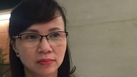 Bà Nguyễn Thị Kim Phụng, Vụ trưởng Vụ GDĐH