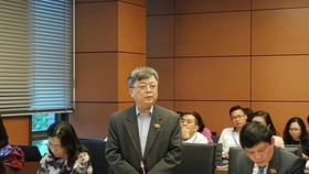 ĐB Trương Trọng Nghĩa: Phải giải quyết xong vấn đề nói ngọng khi hết tiểu học