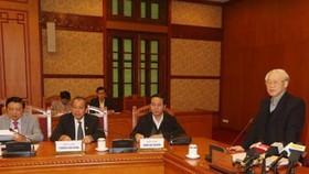 Bộ Chính trị kết luận việc thực hiện thí điểm đổi mới, sắp xếp tổ chức, nhân sự