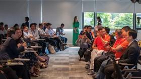 Lãnh đạo FPT, Viettel, VNPT thảo luận với 100 trí thức trẻ người Việt về chiến lược quốc gia 4.0