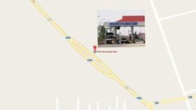 The Quan Hao road fee station (Photo: SGGP)