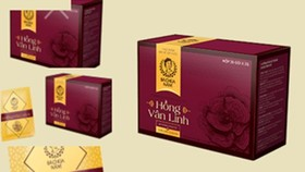 VTC biological Company's product Hong Van Linh (Photo: SGGP)