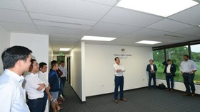 FPT's new office in the U.S. (Photo: SGGP)