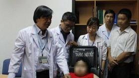 Doctors remove adrenal gland to cure Cushing kid