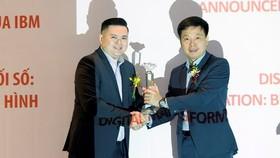 FPT enters highest level of IBM's technology partner