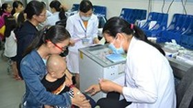 Kids under five to receive free vaccine