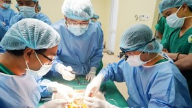 First private hospital in HCMC succeeds in kidney transplant
