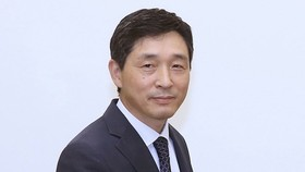 Outgoing Ambassador of the Republic of Korea (RoK) to Vietnam Lee Hyuk (Photo: VNA)