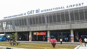 Cat Bi Airport in Hai Phong province (photo: SGGP)