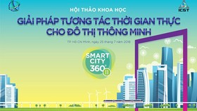 'Smart City 360o' conference to focus on real-time interaction solutions