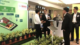 Bosch introduced smart agricultural solutions in the event