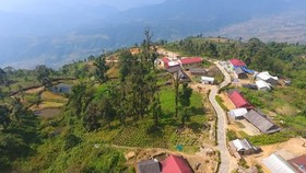 Si Thau Chai tourism village (Photo: VNA)