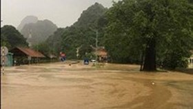 National highways under 2.2 meters of water following downpour