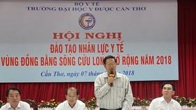 Severe shortage of medical personnel in Mekong delta