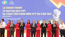 PM praises FPT's strategy on human resource development