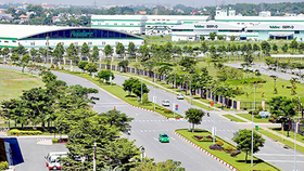 The Saigon Hi-tech Park