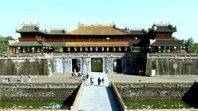 At the Complex of Hue Monuments (Source: VNA)