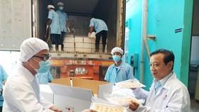 Vietfarm sells salted duck eggs to Australia