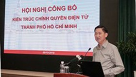 HCMC to have shared database on citizens, businesses in 2020