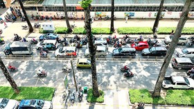 Smart traffic is one of the implementation of smart city