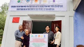 107 storm-resilient houses handed over to vulnerable people in Thua Thien Hue