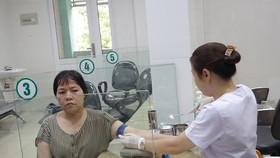 Military Hospital 175 provides free cancer screening to teachers