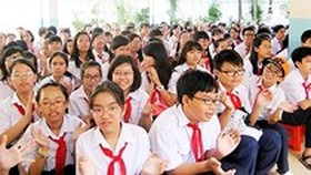 HCMC People's Committee approves tuition remission for junior highschoolers