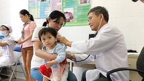 $ 72,928 family doctor clinic opened in HCMC