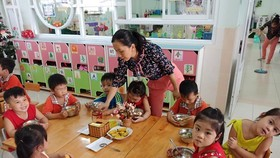 HCMC to petition for special policy of preschools for workers' kids
